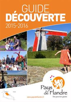 Guide découverte en Pays de Flandre 2015-2016