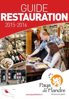 Guide de la restauration en Pays de Flandre 2015-2016