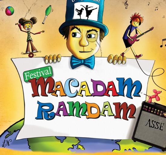 Festival Macadam Ramdam