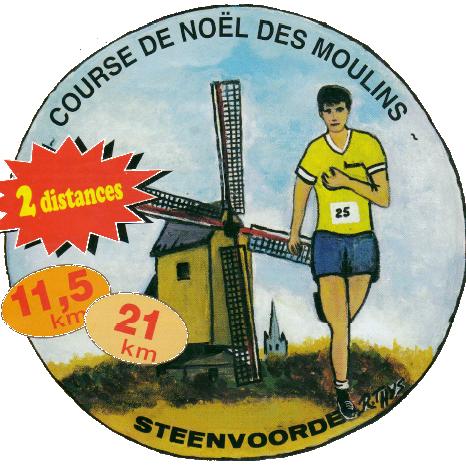19ème course de Noël des Moulins